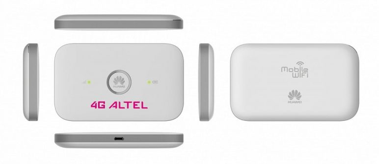 модем алтел Huawei 5573